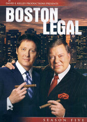 Boston Legal - Season Five (Boxset)