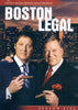 Boston Legal - Season Five (Boxset) DVD Movie