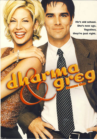 Dharma and Greg - Season One (Boxset) DVD Movie