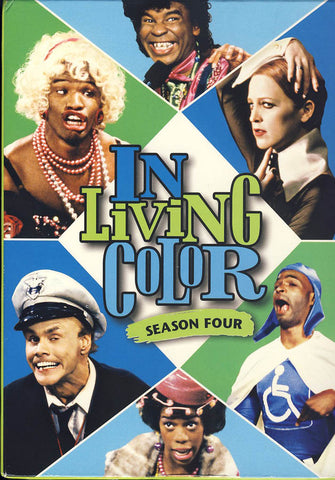 In Living Color - Season 4 (Boxset) DVD Movie