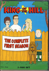 King of the Hill - The Complete First Season (Keep Case) (Boxset)