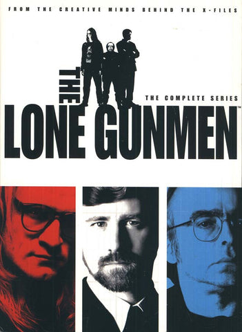 The Lone Gunmen - The Complete Series (X-Files)(Boxset) DVD Movie