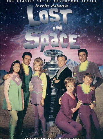 Lost in Space - Season 3 Vol 1 (Boxset) DVD Movie