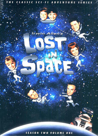 Lost in Space - Season 2 Vol 1 (Boxset) DVD Movie
