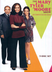 The Mary Tyler Moore Show - The Complete Second Season (Boxset)