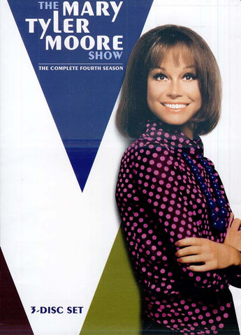 The Mary Tyler Moore Show - The Complete Fourth Season (Boxset) DVD Movie