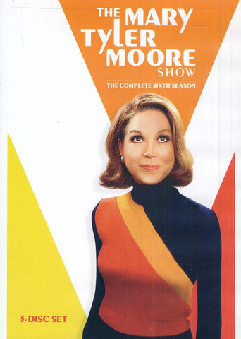 The Mary Tyler Moore Show - The Complete Sixth (6th) Season DVD Movie