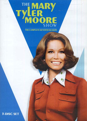 The Mary Tyler Moore Show - The Complete Seventh Season DVD Movie