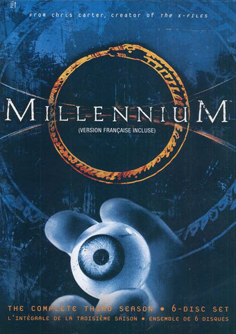 Millennium - The Complete Third Season (Bilingual) (Boxset) DVD Movie