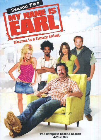 My Name Is Earl - Season Two (2) (Boxset) DVD Movie