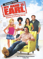 My Name Is Earl - Season Two (2) (Boxset)