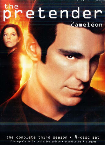 The Pretender - The Complete Third Season (Bilingual)(Boxset) DVD Movie