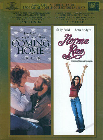 Coming Home (Le Retour) / Norma Rae (Best Actress Double Feature) (Bilingual) DVD Movie