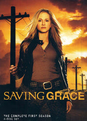 Saving Grace - The Complete First Season (Boxset)