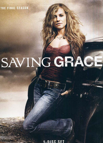 Saving Grace - The Final Season (Boxset) DVD Movie