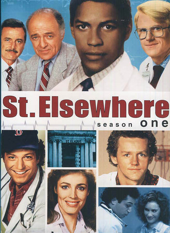 St. Elsewhere - Season 1 (Boxset) DVD Movie
