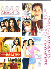 Inventing The Abbotts /Mystic Pizza/Stealing Beauty/Where The Heart Is (Boxset)(Bilingual)