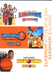 Like Mike (Tout Comme Mike) / Like Mike Streetball 2 / Rebound (Bilingual)