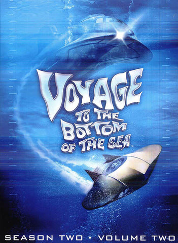 Voyage to the Bottom of the Sea: Season Two Vol. Two (Boxset) DVD Movie