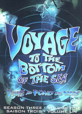 Voyage to the Bottom of the Sea: Season Three Vol. One (Bilingual)(Boxset) DVD Movie