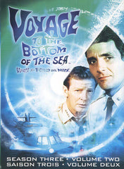 Voyage to the Bottom of the Sea - Season Three Vol. Two (Bilingual) (Boxset)