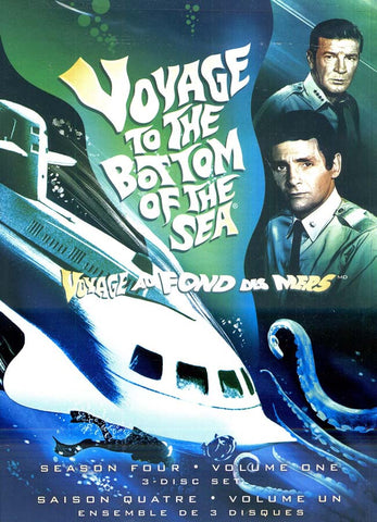 Voyage to the Bottom of the Sea - Season Four Vol. One (Bilingual)(Boxset) DVD Movie