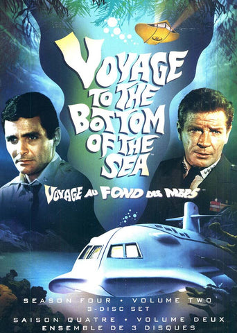 Voyage to the Bottom of the Sea - Season Four Vol. Two (Bilingual)(Boxset) DVD Movie