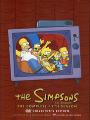 The Simpsons / Les Simpson - The Complete Fifth Season (Collector s Edition) (Bilingual) (Boxset)