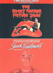 The Rocky Horror Picture Show / Shock Treatment (3-Disc Anniversary Edition) (Boxset) (Bilingual)