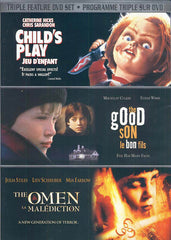 Child s Play /The Good Son /The Omen (Triple Feature DVD Set) (Bilingual)