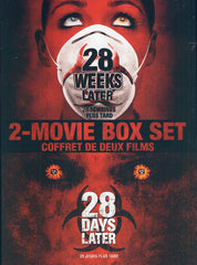 28 Days Later / 28 Weeks Later (Bilingual) (Double Feature)(Boxset)