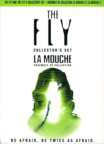 The Fly Collector's Set (Bilingual) (Boxset) DVD Movie