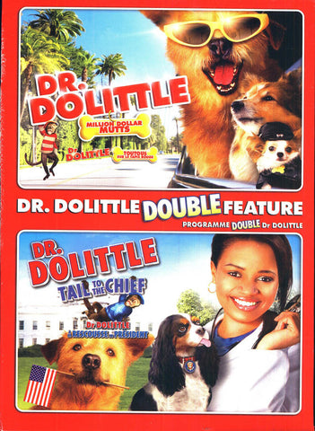 Dr. Dolittle Double Feature (Bilingual) (Boxset) DVD Movie