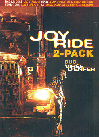 Joy Ride 2-Pack Duo (Bilingual) (Boxset) DVD Movie