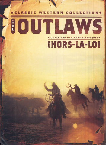 Classic Western Collection - The Outlaws (Bilingual) (Boxset) DVD Movie