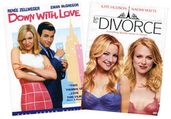Down With Love / Le Divorce (2-Pack) (Boxset)