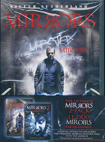 Mirrors 2 Pack (Bilingual) (Boxset) DVD Movie
