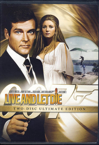 Live and Let Die (Two-Disc Ultimate Edition) (James Bond)(MGM) DVD Movie