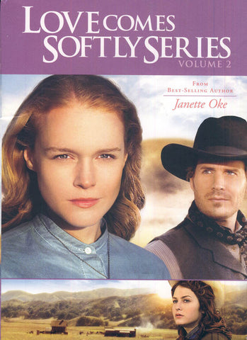 Love Comes Softly Series, Vol. 2 (Boxset) DVD Movie