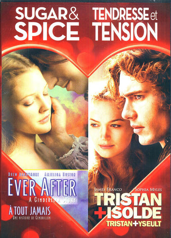Ever After / Tristan and Isolde (Bilingual) DVD Movie