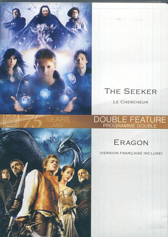 The Seeker / Eragon (Bilingual) DVD Movie