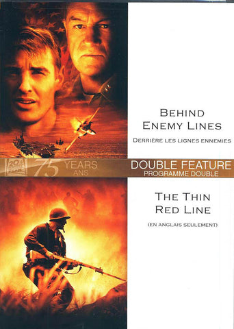 Behind Enemy Lines / Thin Red Line (Double Feature) (Bilingual) DVD Movie