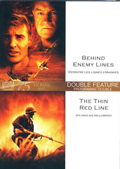Behind Enemy Lines / Thin Red Line (Double Feature) (Bilingual)
