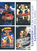 Road House/ Bandidas/ Big Trouble in Little China/ Speed 2 Cruise Control (Bilingual)(Boxset) DVD Movie