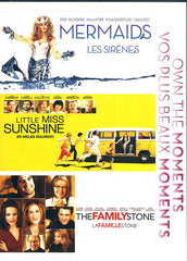 Mermaids/ Little Miss Sunshine/ The Family Stone (Bilingual) (Boxset)