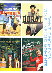 Weekend At Bernies/ Borat/ The Darjeeling Limited/ Back to School (Bilingual) (Boxset)