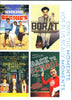 Weekend At Bernies/ Borat/ The Darjeeling Limited/ Back to School (Bilingual) (Boxset) DVD Movie