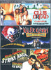 Club Dread/ Killer Klowns From Outer Space/ Killer Tomatoes Strike Back (Bilingual) DVD Movie
