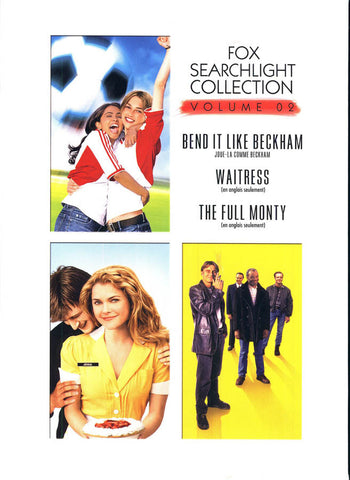 Bend It Like Beckham/Waitress/The Full Monty (Fox Searchlight Collection)(Bilingual)(Boxset) DVD Movie