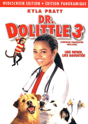 Dr. Dolittle Triple Feature (Widescreen Edition) (Bilingual) (Boxset) DVD Movie